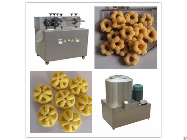 High Quality Hot Sell Puff Snack Making Machine