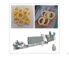 Global Market Puff Snack Production Line
