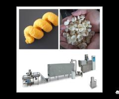 Low Price Corn Filling Snack Making Machine
