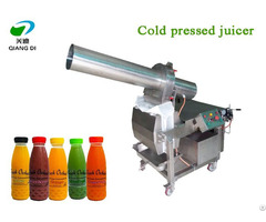 Commercial Sus 316 Material Cold Juice Pressing Machine