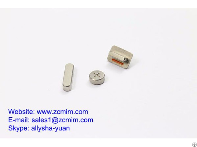 Oem Power Volume Mute Metal Sides Keys Iso 9001