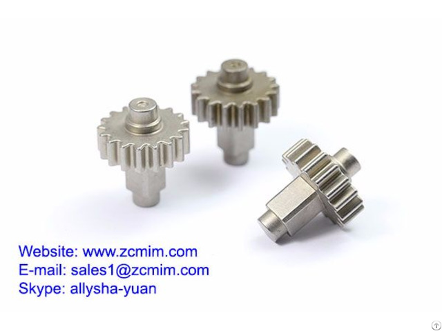 Odm Oem Stainless Stee Small Gear Iso9001