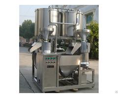 Industrial Big Capacity Automatic Soya Milk Tofu Processing Machine