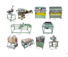 Semi Automatic Bamboo Toothpick Production Line