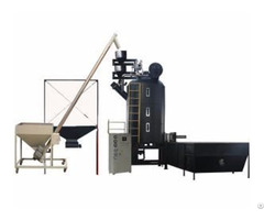 Eps Expandable Polystyrene Foam Pre Expander Making Machine