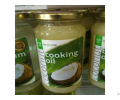 Coconut Cooking Oil Supplier