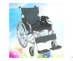 Aluminum Wheelchair Yh 6010 46fl
