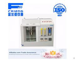 Foam Tester Of Engine Antifreezes Astm D1881 Petroleum Testing Equipments
