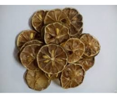 Dried Lemon Supplier