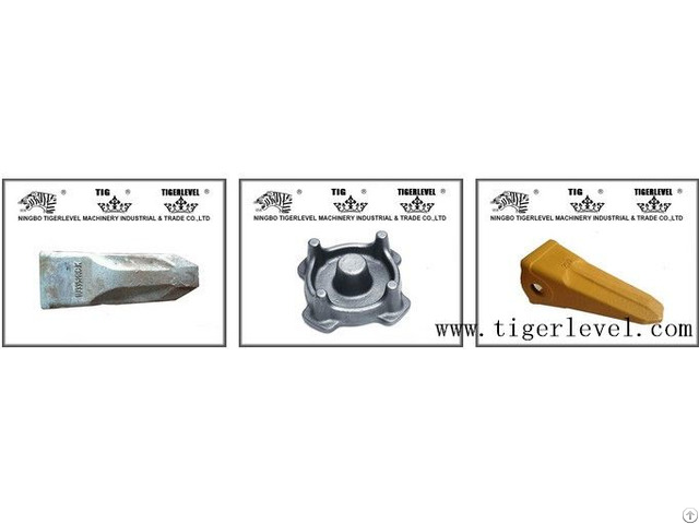 Construction Equipment Excavator And Bulldozer Undercarriage Parts