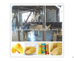 China Supplier Potato Chip Machine