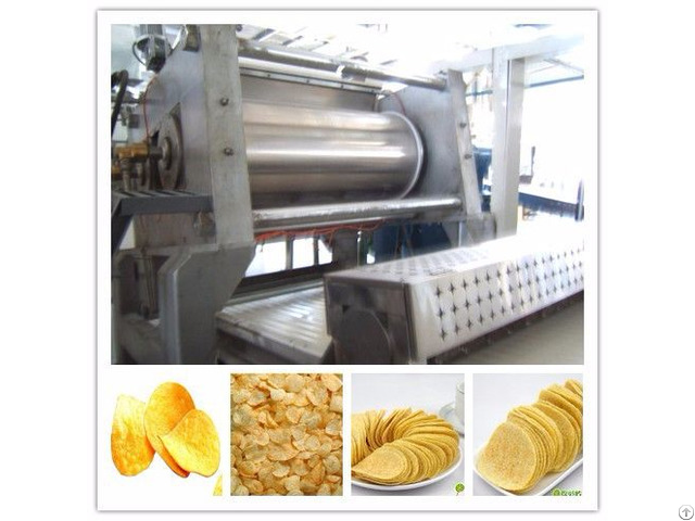 Chinese Supplier Potato Chip Machine