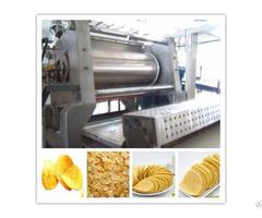 Chinese Supplier Potato Chip Machine