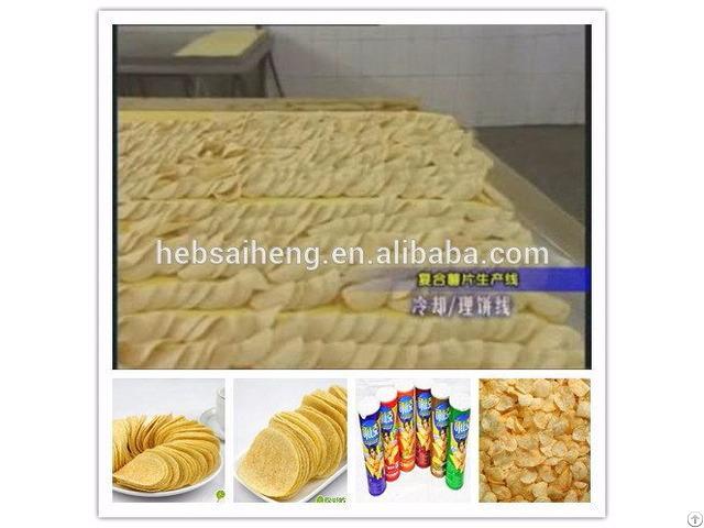 High Quality New Potato Chip Machine