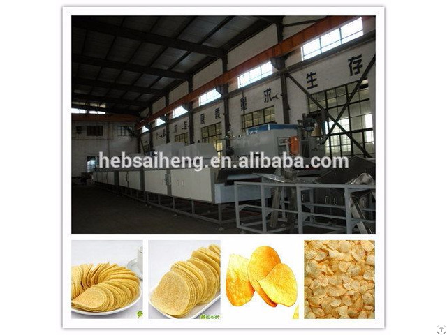 New Quality Potato Chip Making Machine
