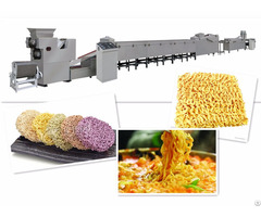 Popular Sell Instant Noodle Production Line
