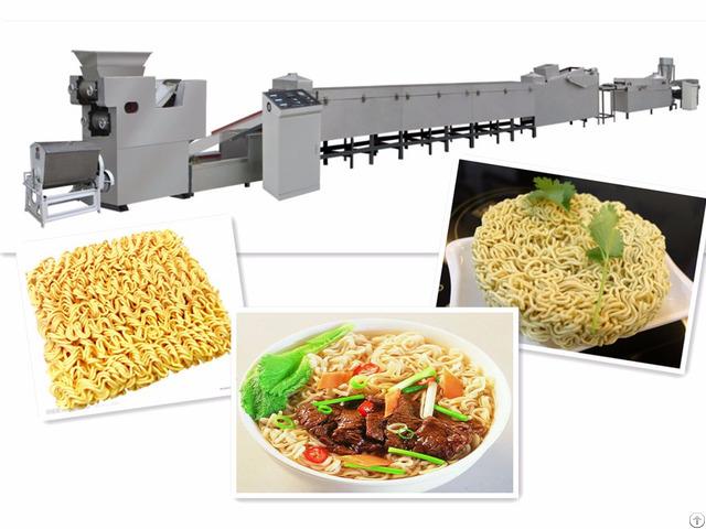 China Instant Noodle Production Line