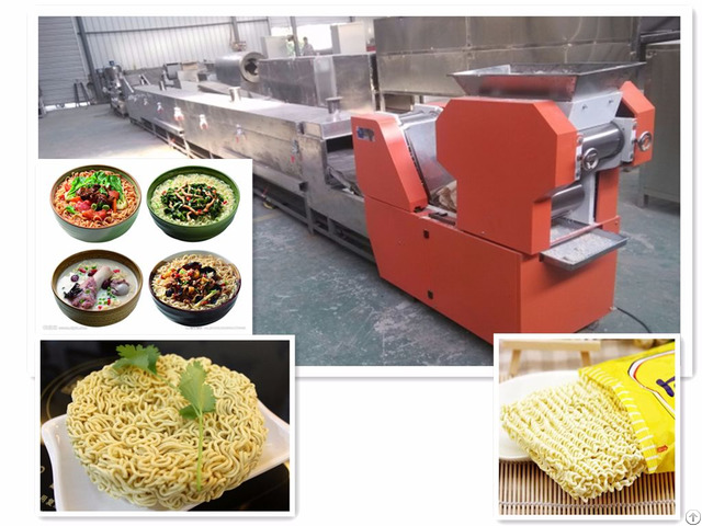 Factory Price Instant Noodle Production Line