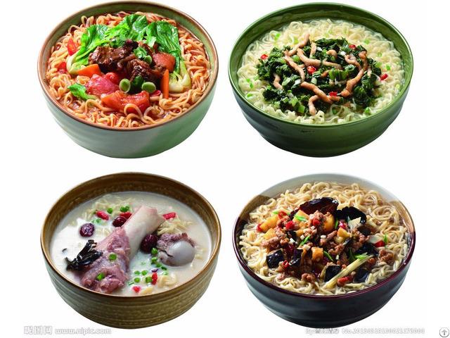 China Supplier Instant Noodle Production Line