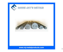 Tungsten Carbide Round Rod With Hole