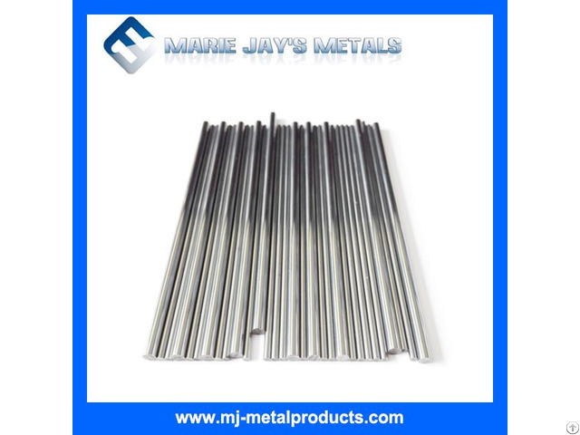 Solid Tungsten Carbide Rod