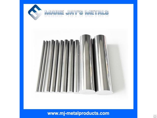Polish Tungsten Carbide Bar Rod