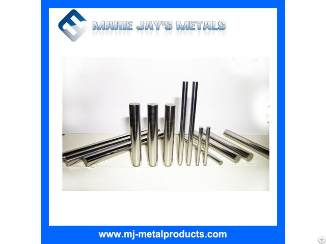 Tungsten Carbide Rod For End Mill