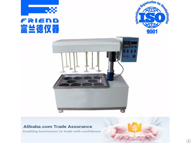 Automatic Rotation Hang Strip Corrosion Coupon Tester Testing Equipment