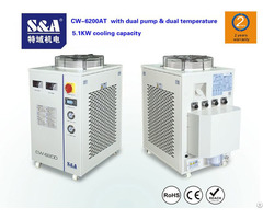 S And A Chiller Is Use For Raycus Laser Power Source 1000w