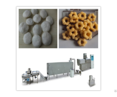 High Profit Puffed Snack Production Line