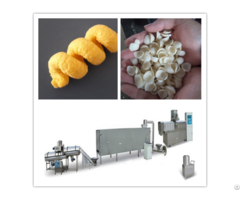 Africa Hot Sell Puffed Snack Making Machine