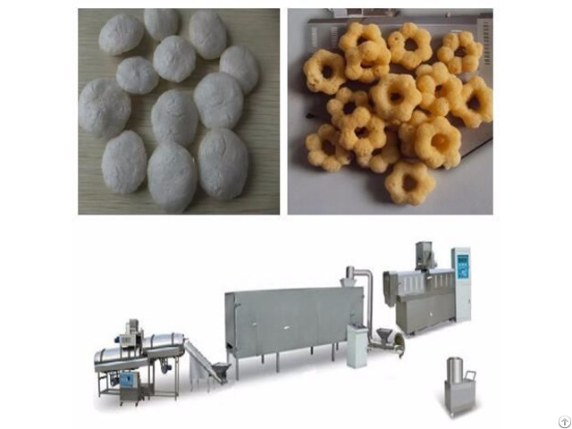 Superior Quality Puffed Snack Production Line
