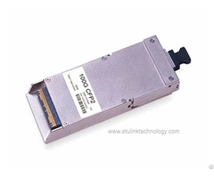 100g Sm 10km Cfp2 Lr4 Optical Transceiver