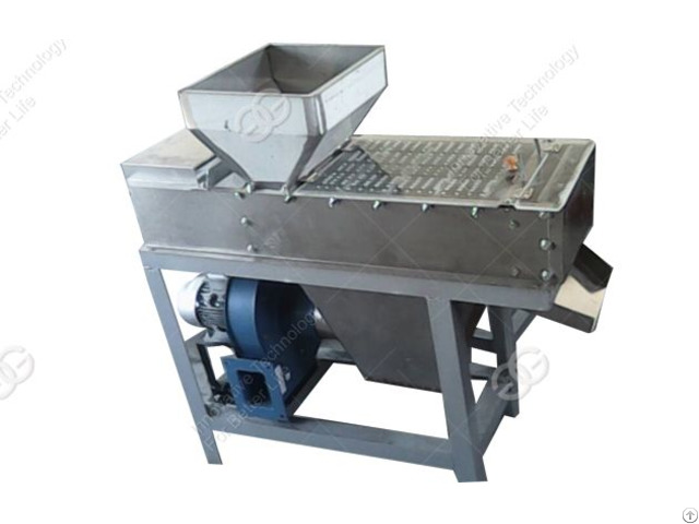 Dry Type Peanut Peeling Machine With High Quality