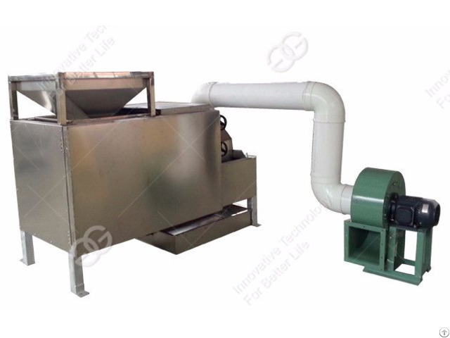Cocoa Bean Peeling Machine With Stainless Steel For Sale