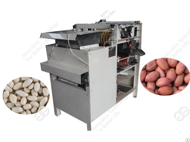 Hot Sale Wet Type Almond Skin Removing Machine With High Efficient