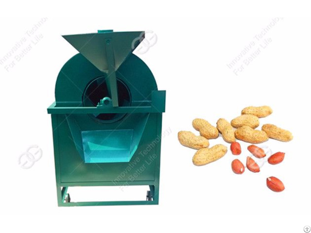 Best Sale Peanut Other Nuts Roaster Machine With High Quality And Efficient