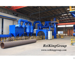 Metal Pipe Rust Removal Machine