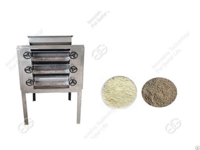 Peanut Milling Machine With Good Quality And High Efficient For Sale