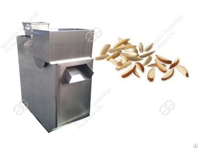 Stainless Steel Peanut Strip Cutting Machine With Best Selling
