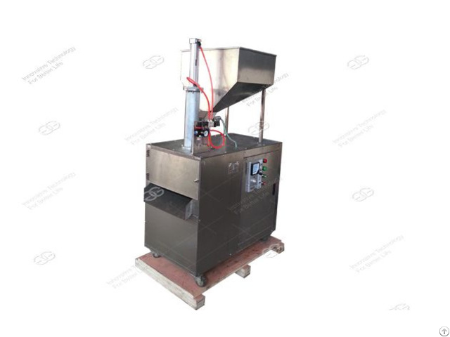 Good Quality And High Efficient Peanut Almond Slicing Machine