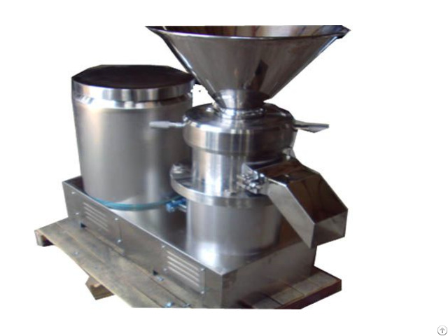 Advanced High Efficient Peanut Butter Making Machine For Sale