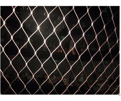 Steel Wire Rope Mesh