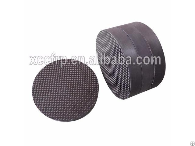 Dongguan Manufacturer Oem 3k Pure Carbon Fiber Fibre Block 10mm 20mm 30mm 40mm Thickness