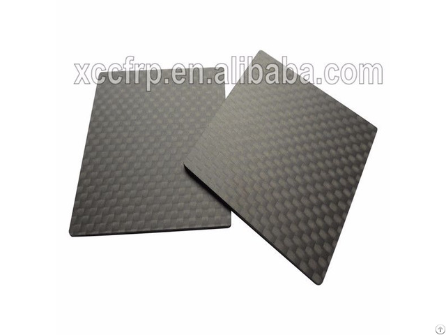 Custom High Quality Carbon Fiber Board Cfrp Plate Frp Panel Cf Sheet