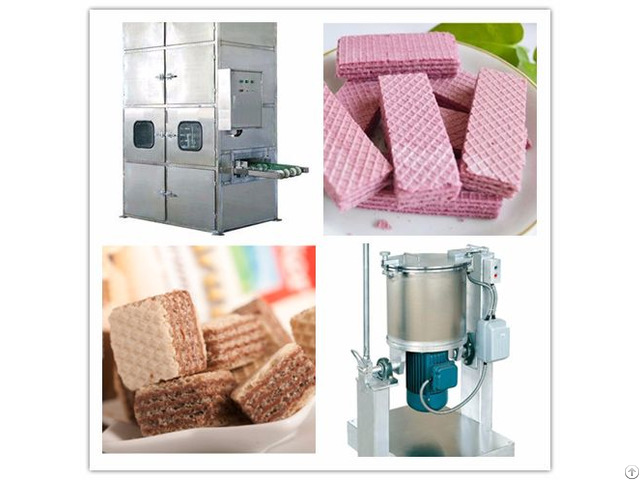 Chinese Popular Wafer Production Line