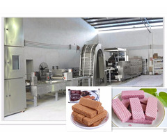 Hot Sell Wafer Making Machine