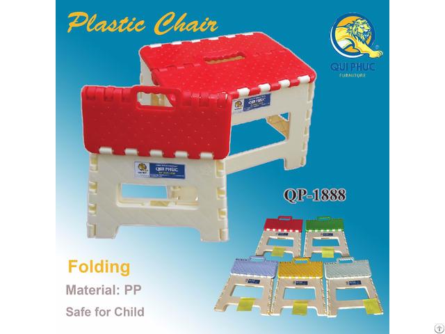 Plastic Stool Folding Chair Vietnam