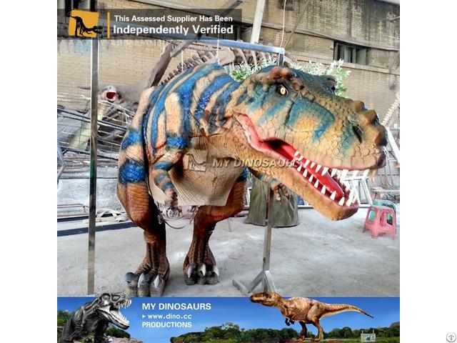 My Dino Animatronic Dinosaur Costume For Them Park