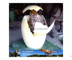 My Dino Animatronic Dinosaur Egg For Outdoor And Indoor
